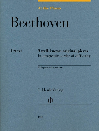 Product Cover for Beethoven: At the Piano