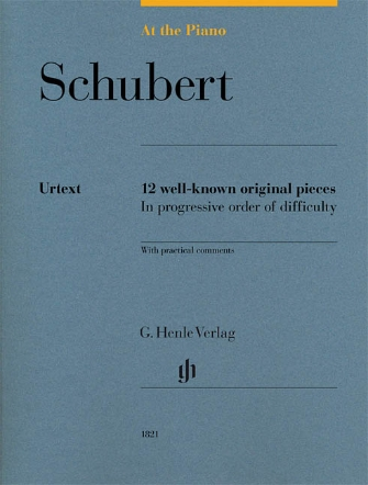 Product Cover for Schubert: At the Piano