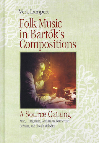 Product Cover for Folk Music in Bartók's Compositions