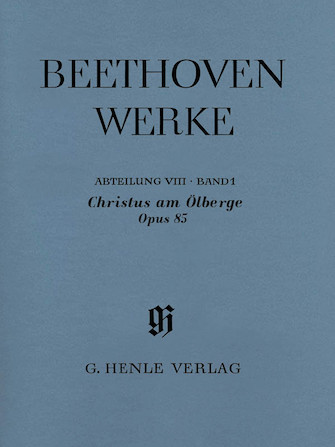 Product Cover for Christus am Ölberge Op. 85
