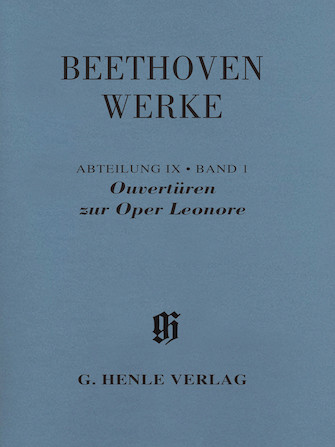Product Cover for Ouvertüren zur Oper Leonore II, III, I