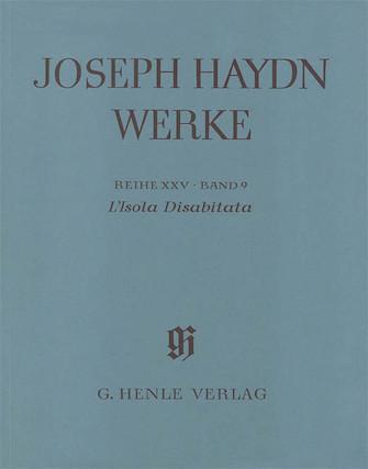 Product Cover for L'isola Disabitata – Azione Teatrale HOB.XXVIII:9