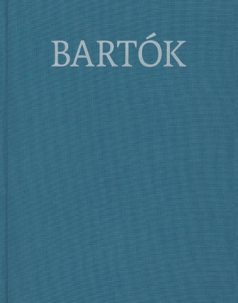 Product Cover for Choral Works: Bartók Complete Edition with Critical Report, Volume 9
