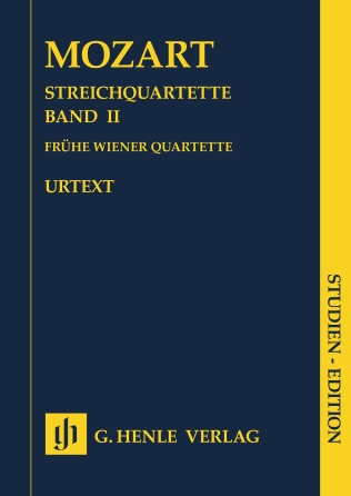 Product Cover for String Quartets Volume 2