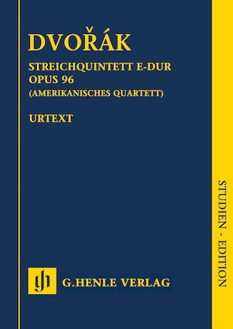 Product Cover for String Quartet in F Major Op. 96 (American Quartet)