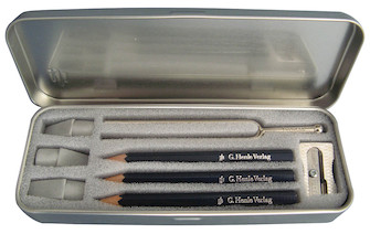 Product Cover for Writing Set with Tuning Fork
