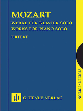 Product Cover for Works for Piano Solo