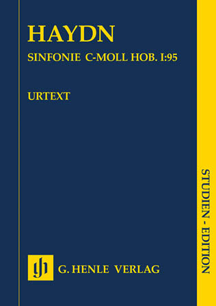 Product Cover for Symphony C Minor Hob. I:95