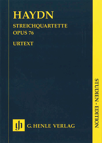 Product Cover for String Quartets – Volume X Op. 76
