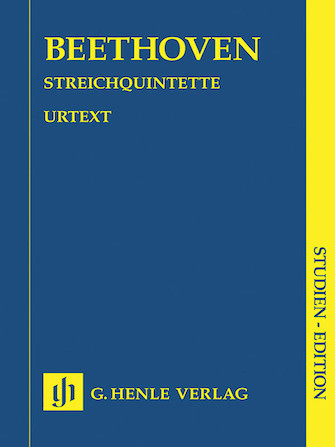 Product Cover for String Quintets