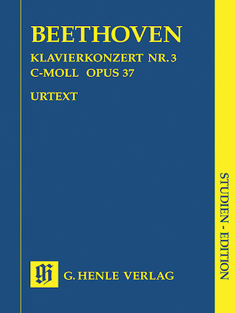 Product Cover for Concerto for Piano and Orchestra C minor Op. 37, No. 3