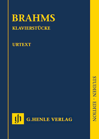 Product Cover for Klavierstücke