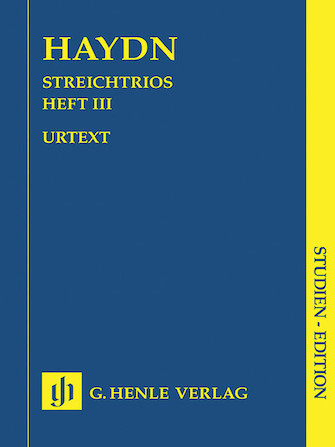 Product Cover for String Trios – Volume 3