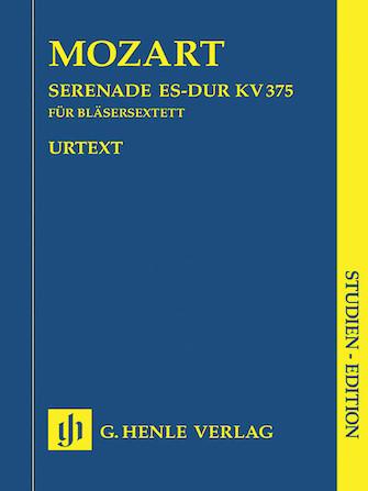 Serenade in Eb Major K375