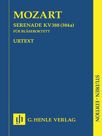 Product Cover for Serenade in C minor K388 (384a)