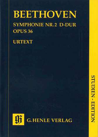 Product Cover for Symphony D Major Op. 36, No. 2