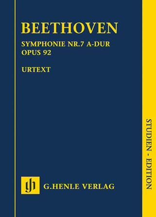 Product Cover for Symphony No. 7 a Major Op. 92