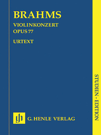 Product Cover for Violin Concerto Op. 77