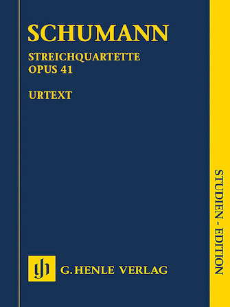 Product Cover for String Quartets Op. 41