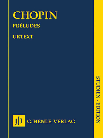 Product Cover for Préludes – Revised Edition