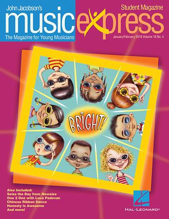 Bright! Music Express Vol. 18 No. 4