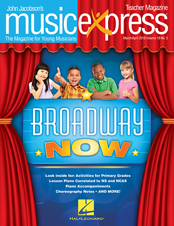 Product Cover for Broadway Now Music Express Vol. 18 No. 5