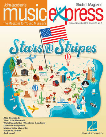 Stars and Stripes Music Express Vol. 19 No. 2
