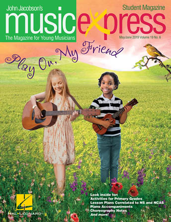 Product Cover for Play On, My Friend Music Express Vol. 19 No. 6