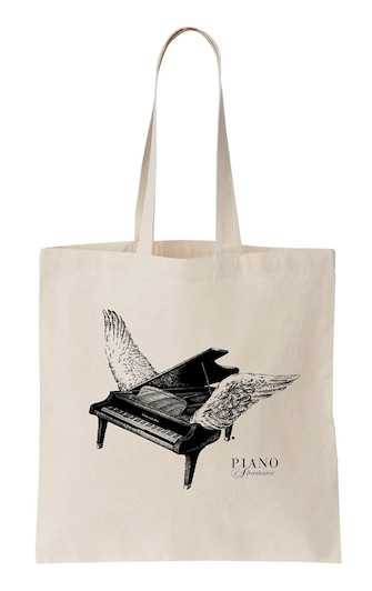 Product Cover for Faber Piano Adventures Tote Bag